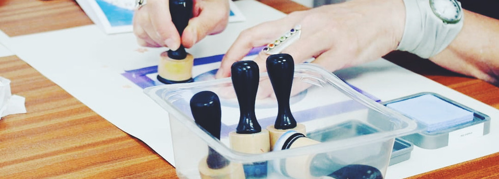 Craft Club - Ink Blending