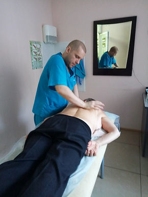спа салон красота частный массажист профессиональный массаж в оренбурге при сколиозе остеохондрзе