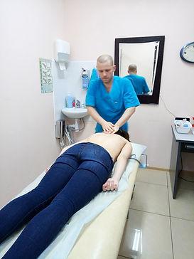 спа салон красота мед центр спина антицеллюлитный массаж частные объявления