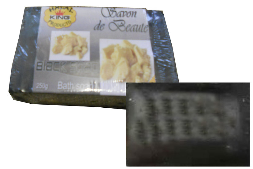 Black African Soap 7oz
