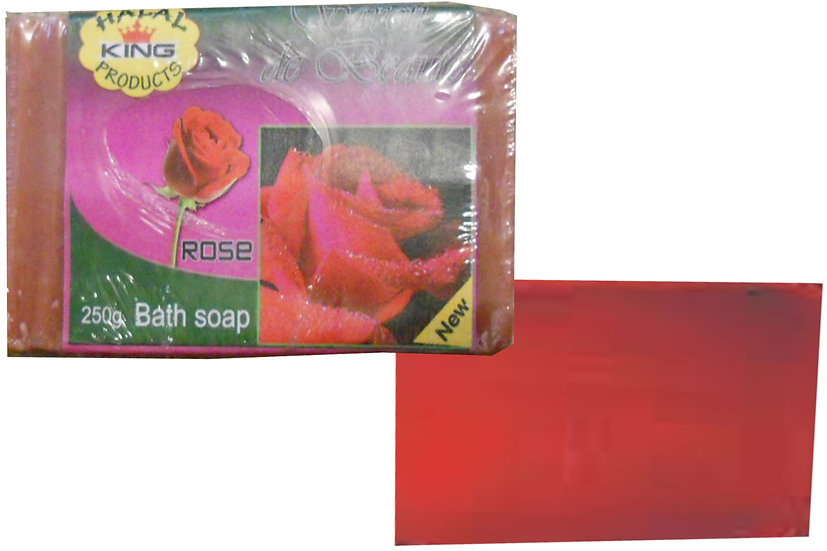SOLD OUT Rose Soap 7oz