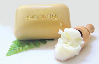 SOLD OUT Shea Butter Soap 9oz