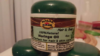 Moringa Hair Oil 4oz