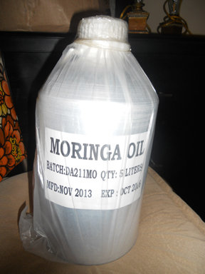 SOLD OUT Pure Moringa Oil