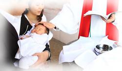 부활절-유아세례