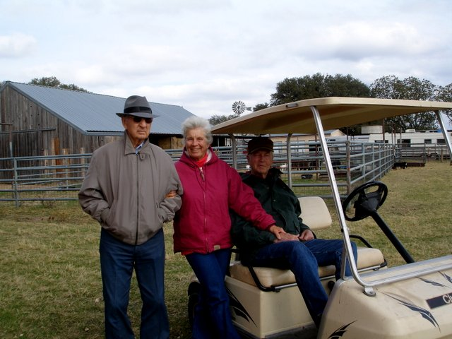 DONNA, SLIM AND DAD