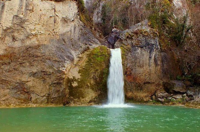 Ilıca Şelalesi: Kastamonu'nun Yeşil Cennet'i