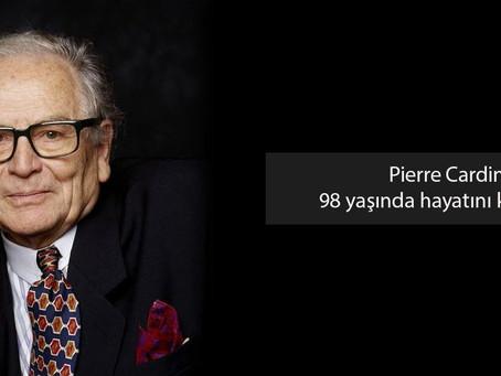 Pierre Cardin 98 Yaşında Hayatını Kaybetti