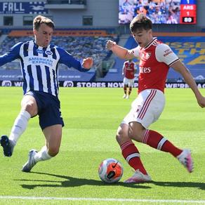 Arsenal vs Brighton Quiz