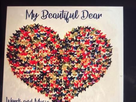 """My Beautiful Dear"" Valentine 💕 new lyric video debut!"