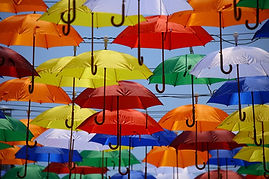 Umbrellas of neurodiversity umbrella project