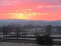 Sunrise from Manleys