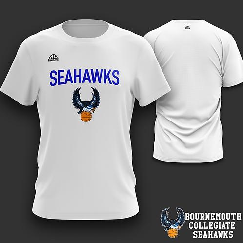 BCS Seahawks Warm Up Tee