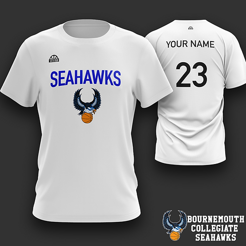*CUSTOMISED* BCS Seahawks Warm Up Tee