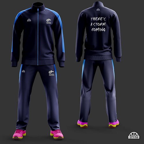 Coventry Tornadoes Full Tracksuit - CHILD