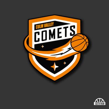 Culm Valley Comets Logo