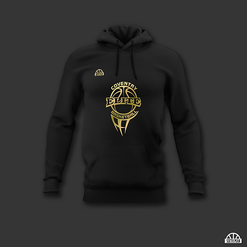 Coventry Elite - Black & Gold Hoodie