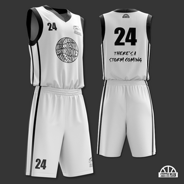 Coventry Tornadoes - Away Kit