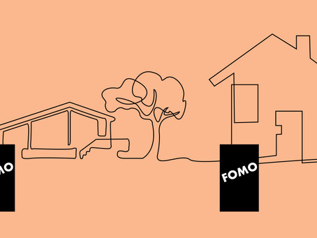 How the next generation of home buyers can enter the red-hot property market - avoiding FOMO