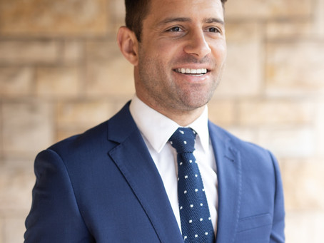 Theodosi Cotsaris nominated in Law Society Of South Australia Young Lawyer Of The Year Award