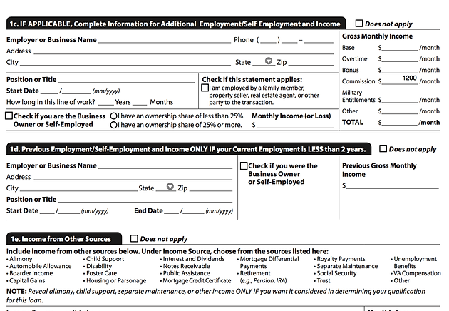Fannie Mae Home Loan Application Homemade Ftempo