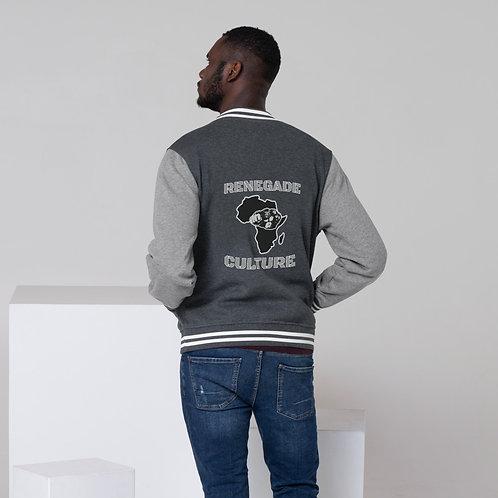 Renegade Men's Letterman Jacket