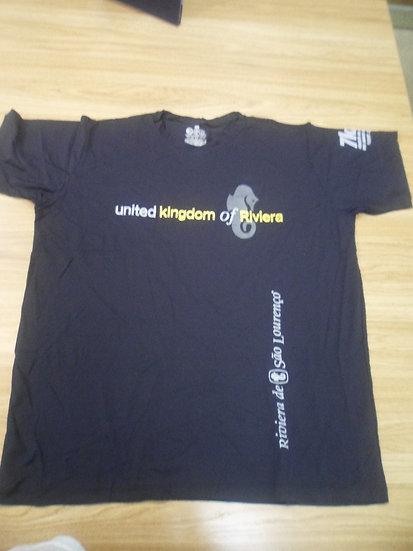 Camiseta corrida da Riviera dry fit