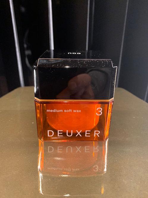 003 DEUXER HAIR WAX3