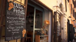 Restaurant Ditta Trinchetti à Rome