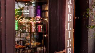 Salon de thé L'Atelier à Honfleur