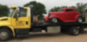 fort worth tow truck service