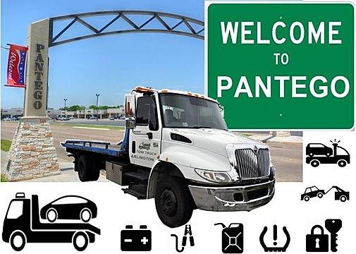 Tow Truck Pantego Tx