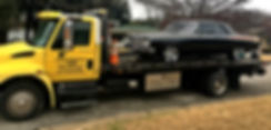 Tow truck in Kennedale