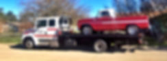 Tow truck Mansfield