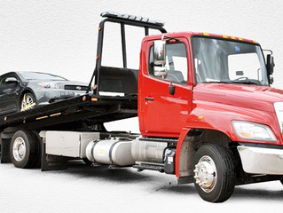 Tow Truck Arlington - Flatbed tow truck
