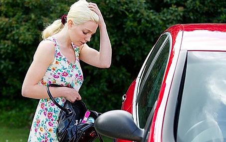Car lockout roadside assistance