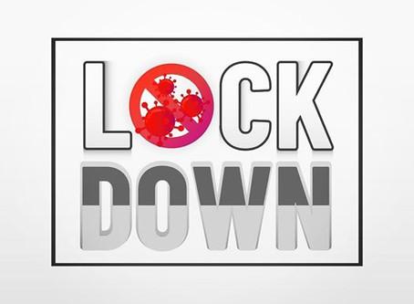 Lockdown was easy