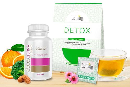 Colageterna + Dr. Ming's Detox Women