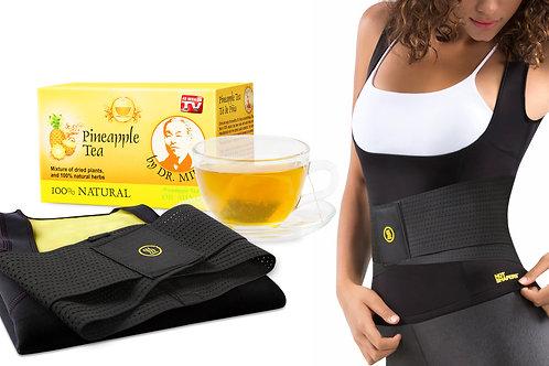 Cami Hot Women + IT + Dr. Ming's Pineapple Tea (15-Pack)
