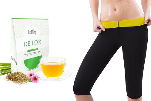 HS Capri Pants + Dr. Ming's Detox Tea (20-pack)