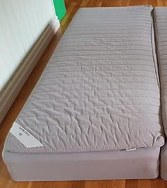 Bäddmadrass Tårsta IKEA 80 cm (4x), 200 kr/st