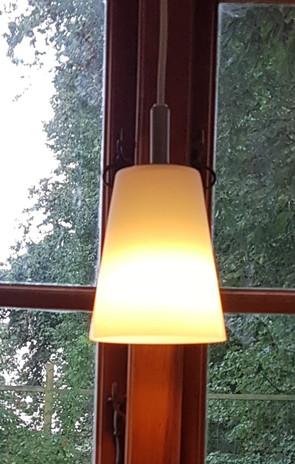 Fönsterlampor...
