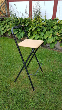 Barstolar (3x) IKEA, 50 kr/st