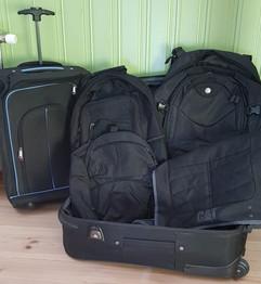 Väskor...