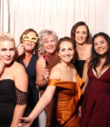 2018 Awards Night Booth