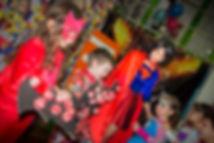 animacion infantil superheroes