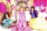 animacion tematica princesas