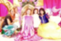 animacion infantil princesas
