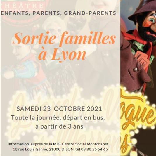 Sortie familles à Lyon