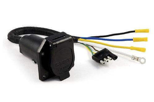 ENCHUFE 7 PIN CON CONECTOR